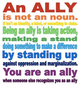an-ally-is
